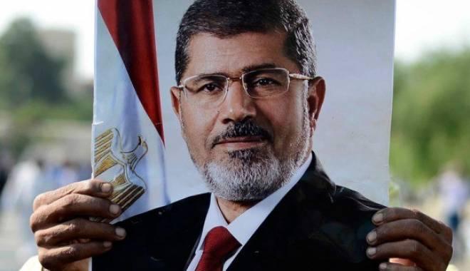 Foto: Reacția SUA la condamnarea la moarte a lui Morsi