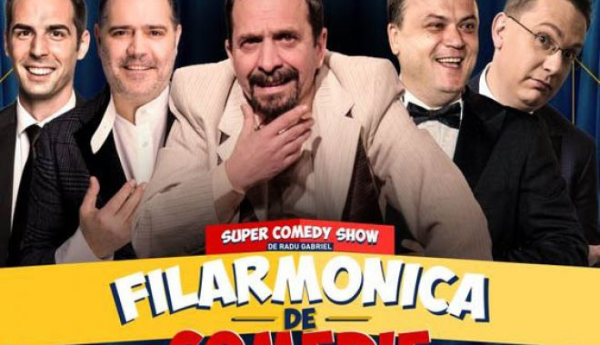 "Foto: ""Filarmonica de comedie"" a ajuns la Constanţa"