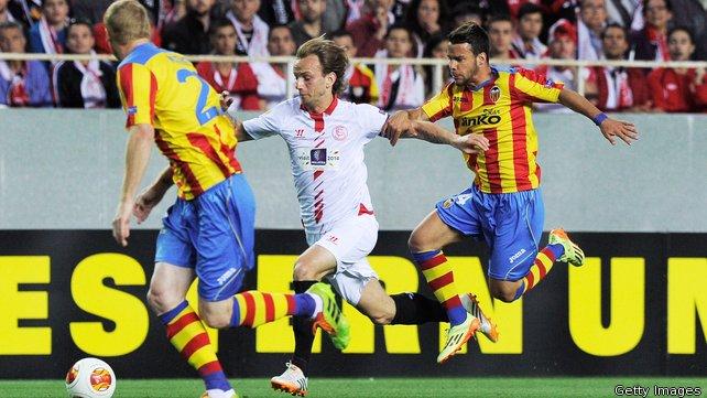 Foto: FC Sevilla a fost învinsă de FC Valencia