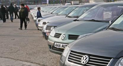 """Foto: Dealerii auto locali vor să """"depăşească"""" recesiunea cu Rabla"""
