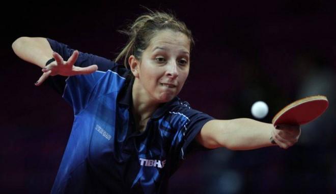 Foto: Tenis de masă. Naţionala feminină de tenis de masă a României, învinsă de China la CM pe echipe