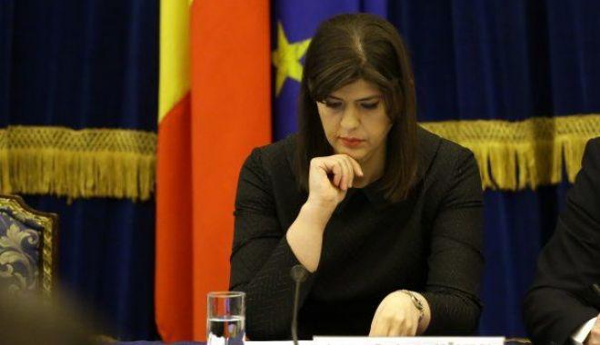 Foto: Kovesi şi ceilalţi candidaţi pentru funcţia de procuror european, audiaţi azi în comisia LIBE. Socialiştii au contestat procedura