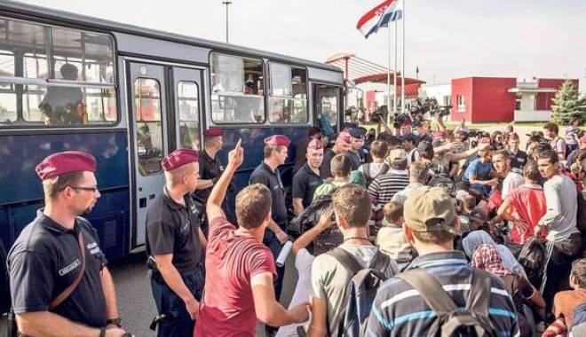 Foto: Valul de migranți se intensifică iar!