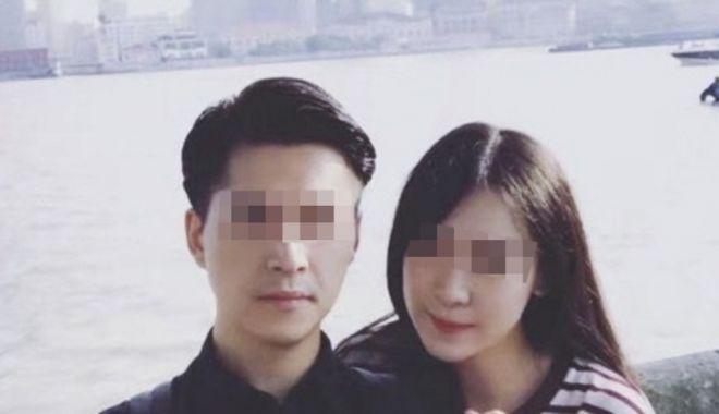 Foto: Un bărbat şi-a ucis soţia şi a congelat-o luni de zile. Banii tinerei, cheltuiţi cu altă femeie