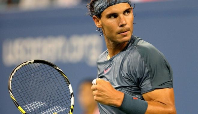 Foto: ROLAND GARROS / Rafael Nadal, calificat în optimi