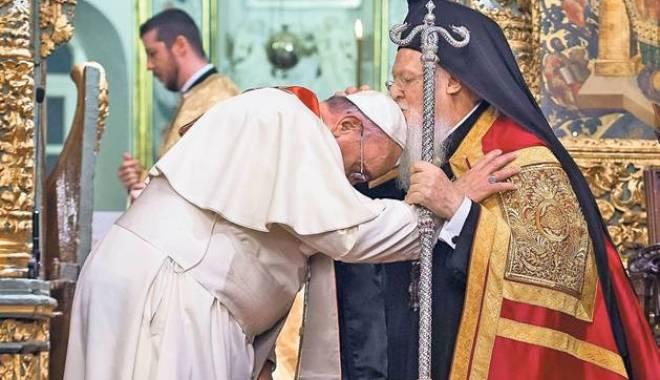Foto: Catolicii şi ortodocşii, un singur glas