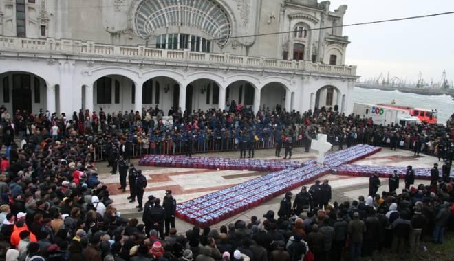 Foto: Linişte şi ordine publică  de Bobotează