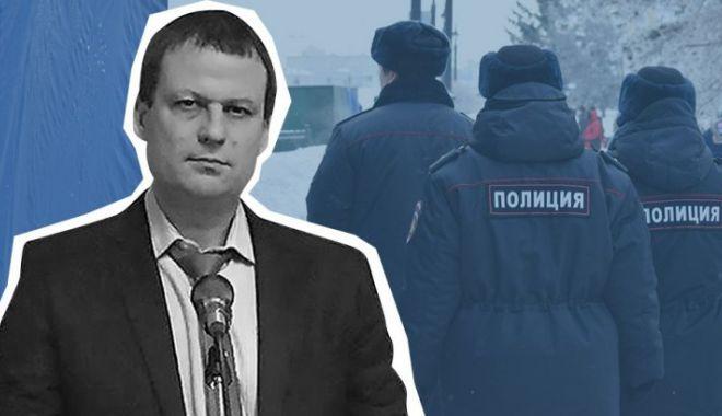 Foto: Un activist anti-corupție, omorât cu bâtele în plină stradă la Moscova