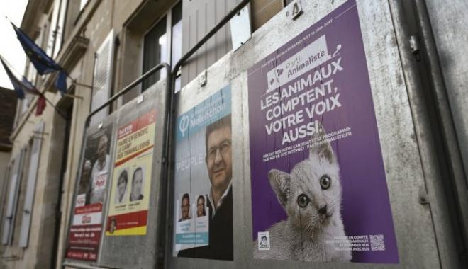ALEGERI PARLAMENTARE FRANŢA. Aproximativ 47 de milioane de francezi sunt aşteptaţi să voteze - 08062017catposterelections-1497165483.jpg