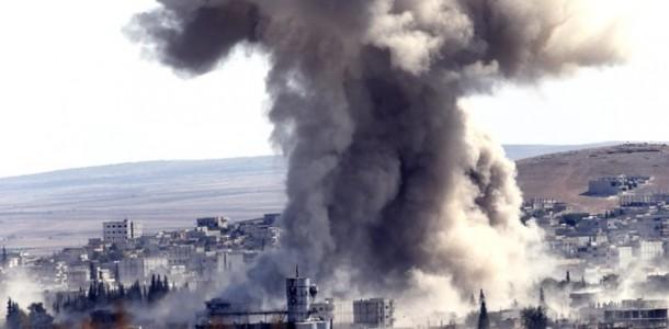 """Foto: SUA vor lansa noi atacuri în Siria """"dacă va fi necesar"""""""