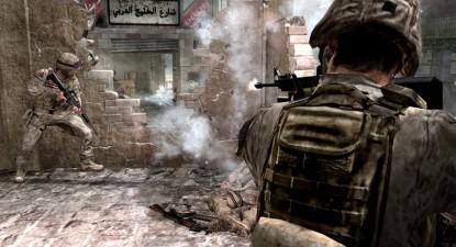Foto: CoD: Modern Warfare 2, motiv de scandal