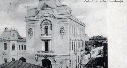 """Foto: Hotel """"Intim"""", locul de unde Eminescu a văzut pentru prima dată marea"""