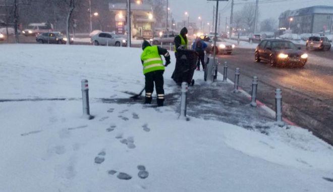 GALERIE FOTO / Circulația în municipiul Constanța se desfășoară în condiții de iarnă! - 0ce00746877e41f187cd6780a9f95af1-1611728621.jpg
