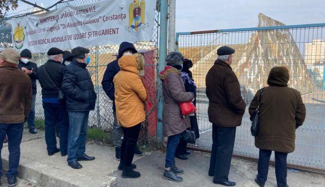 GALERIE FOTO / A început vaccinarea vârstnicilor, la Constanţa - 0fe9c6c7ce554c0dba4d09e433d06715-1610964590.jpg
