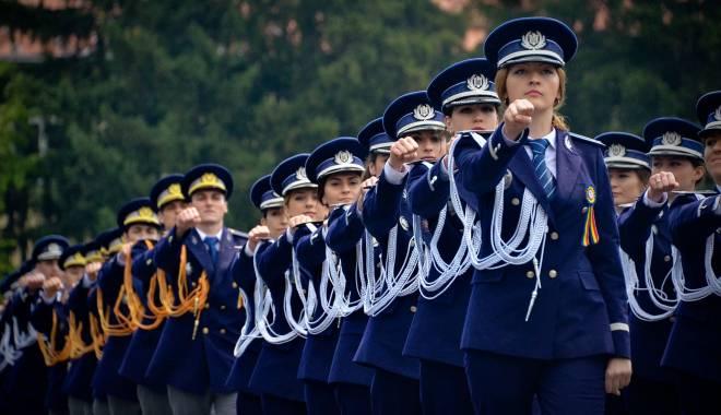 Foto: SCANDAL �N POLI�IE. Examenul pentru promovarea agen�ilor de poli�ie �n corpul ofi�erilor, viciat de o �ntrebare gre�it�