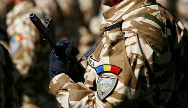Foto: Veşti proaste pentru militari. MApN se opune acordării salariului de bază minim de 1450 lei, pentru SGP