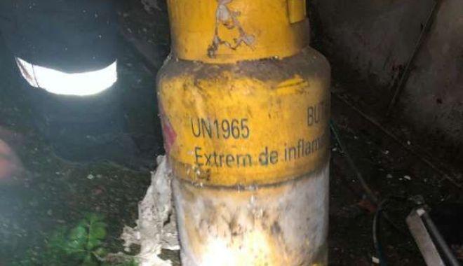 Foto: Butelia cu gaz face încă victime