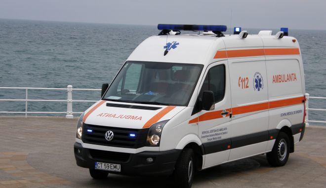 Foto: Sute de solicitări la Ambulanța Constanța, de Crăciun