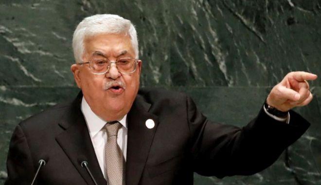 Palestinienii anunță ruperea relațiilor cu SUA și Israel - 1-1580562929.jpg