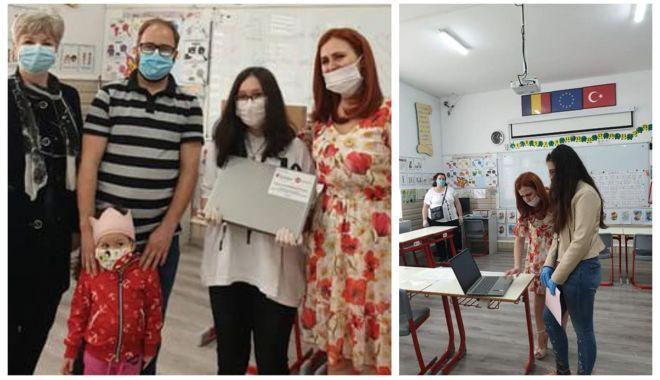 Elevii din Ciocârlia au primit laptopuri, pentru a participa la lecțiile online - 1-1589995697.jpg