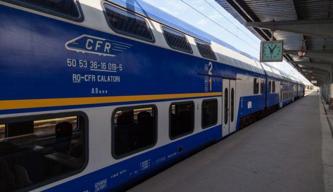 Foto: CFR Călători repune în circulație o parte din trenurile internaționale. Ce măsuri sanitare sunt obligatorii