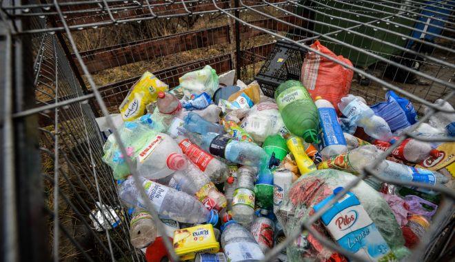 Foto: Autoritățile de mediu vor să reintroducă în România sistemul de garanție pe sticle