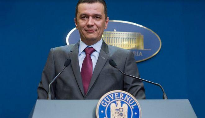 Foto: Sorin Grindeanu: Personalitățile de forță în PSD, lipsesc