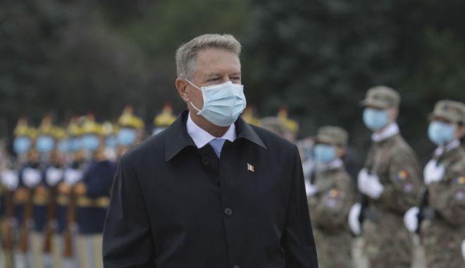 Klaus Iohannis: Armata României este pregătită să sprijine autoritățile în situații de criză - 1-1603628092.jpg