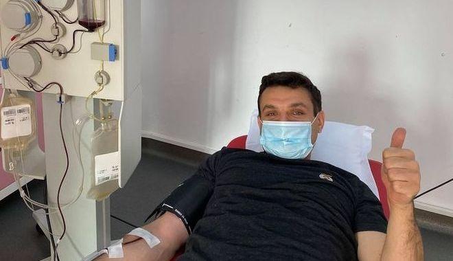 Un ieşean a salvat nouă bolnavi de COVID-19 donând plasmă - 1-1603993277.jpg