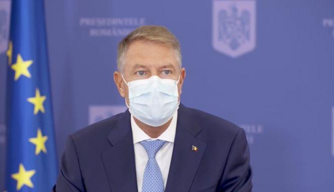 Klaus Iohannis: România a fost puternic afectată de corupţia şi incompetenţa guvernelor PSD - 1-1606240348.jpg