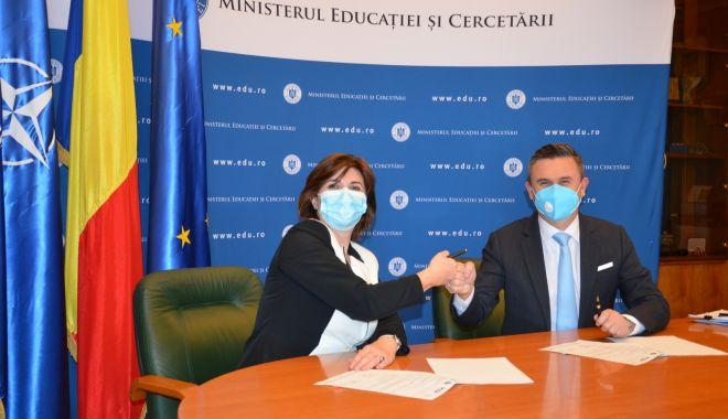 MEC şi Agenţia Naţională Anti-Doping vor colabora pentru promovarea sportului curat - 1-1606409096.jpg