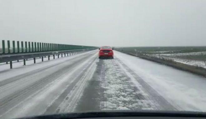 Ploaie îngheţată pe Autostrada A2 – Bucureşti - Constanţa - 1-1607447339.jpg