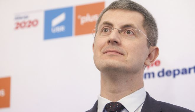 Dan Barna, întrevedere cu şeful Reprezentanţei CE în România - 1-1611327518.jpg