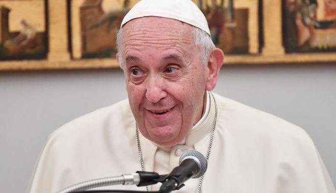 Mesajul papei Francisc pentru ziariştii din întreaga lume - 1-1611491595.jpg