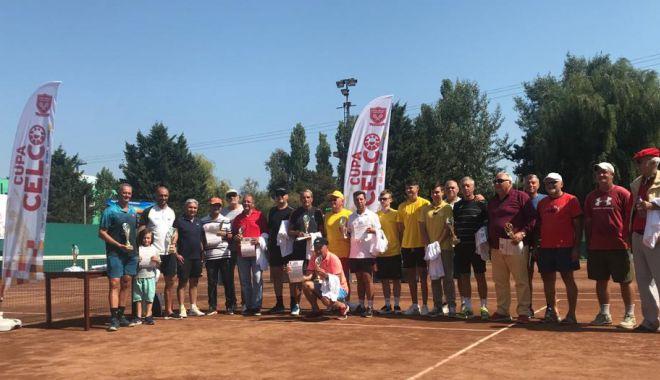 S-a încheiat a 12-a ediţie a Cupei CELCO la tenis, prima ediţie înscrisă în calendarul FRT - 1-1631872229.jpg