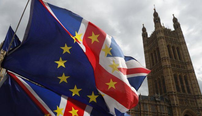 Foto: Brexit: Parlamentul britanic a respins, pentru a treia oară, acordul de retragere din UE