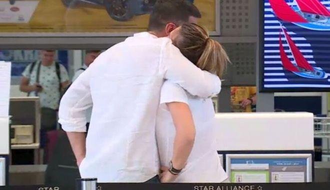 Foto: Simona Halep infirmă zvonurile conform cărora s-ar fi logodit în secret cu Toni Iuruc