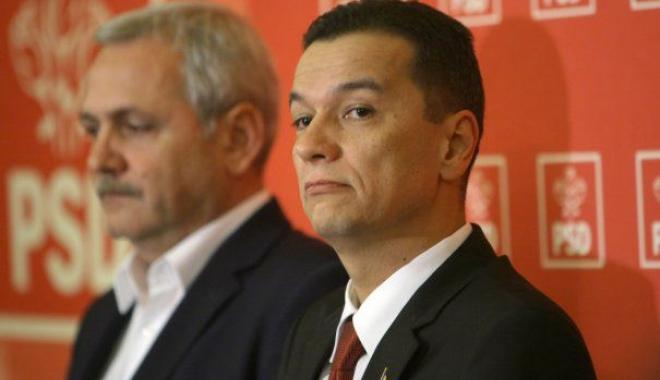 Foto: Sorin Grindeanu a fost EXCLUS din PSD