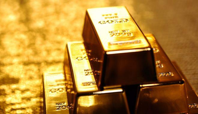 Foto: Proiectul privind repatrierea rezervei de aur a fost aprobat și intră la vot