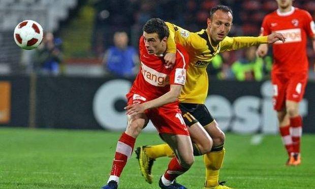 Foto: Dinamo Bucureşti, învinsă de FC Viitorul