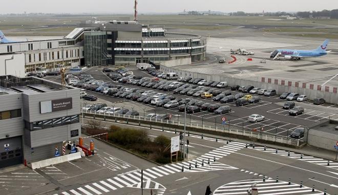 Foto: Panica la Bruxelles: Aeroportul Zaventem e BLOCAT
