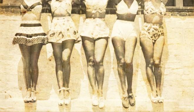 Foto: 108 ani de la inaugurarea Staţiunii Mamaia