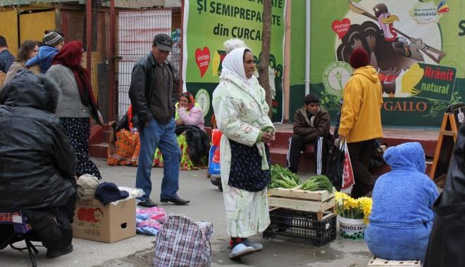 Foto: RAZII la comercianţii de PEŞTE din Constanţa