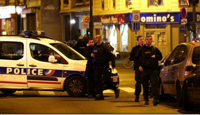 Foto: Foto-Video. TEROARE ÎN PARIS. ŞASE atacuri teroriste simultane! Atentat şi pe Stade de France! SUTE DE MORŢI! Preşedintele era pe stadion!