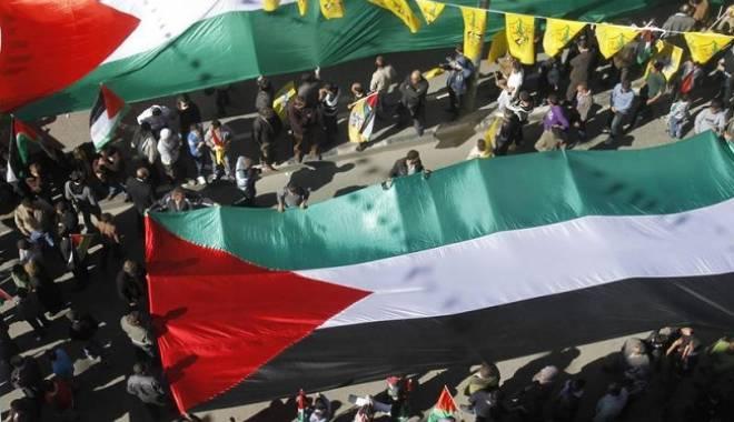 Foto: Vaticanul recunoaşte statul Palestina. Israelul se declară dezamăgit