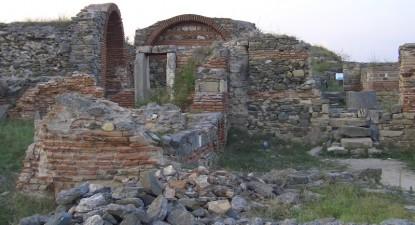 La ruinele cetăţii Histria - 11354ac67b0edf60148085d3567844a5.jpg
