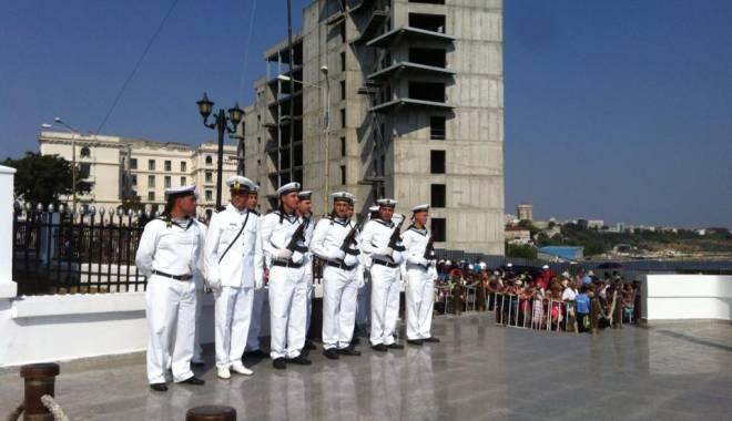 Foto: Ziua Marinei la Constanţa / Manifestările dedicate acestei zile, în desfăşurare - Galerie foto