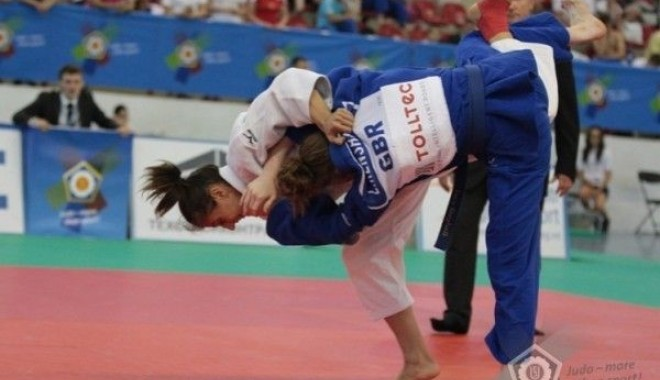 Foto: Judo, Europenele de juniori / Două medalii de bronz pentru sportivii români, în prima zi