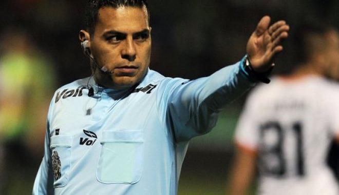 Foto: CAZ ŞOCANT ÎN FOTBAL: Un arbitru a fost ucis de un jucător după ce i-a arătat cartonaşul roșu