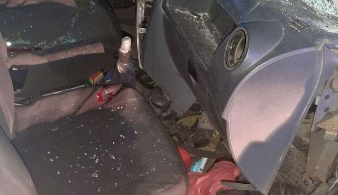 Accident pe Autostrada Soarelui, provocat de un șofer PRAF DE BEAT - 11iunieaccidenta2-1591858644.jpg